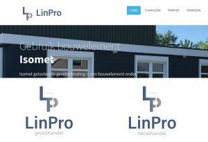 LinPro logo design optie 2