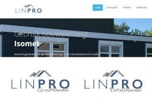 LinPro logo design optie 4