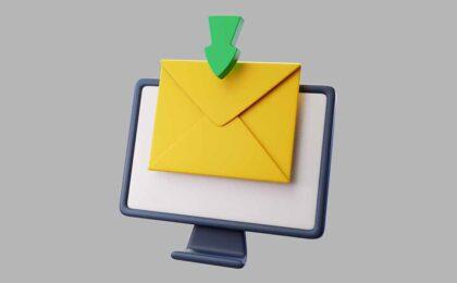 onderwerp e-mail